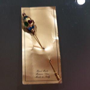 Bejeweled Stick pin